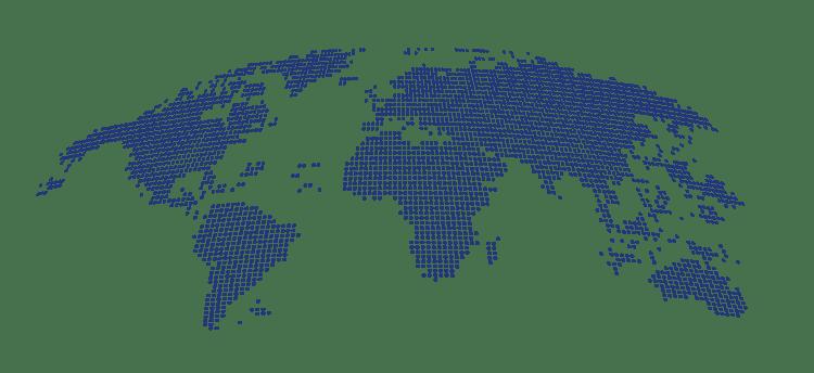 Worldmap Telelogos