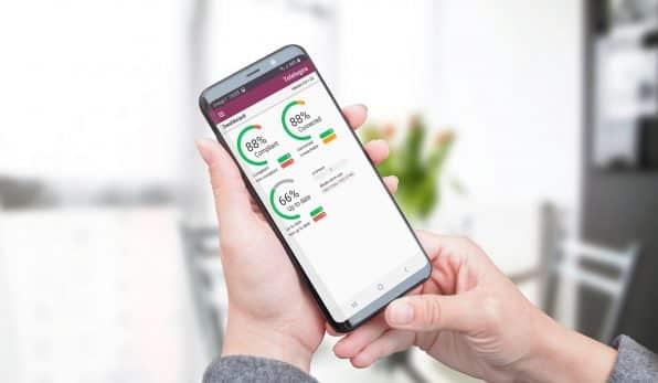Application Mobile Affichage dynamique