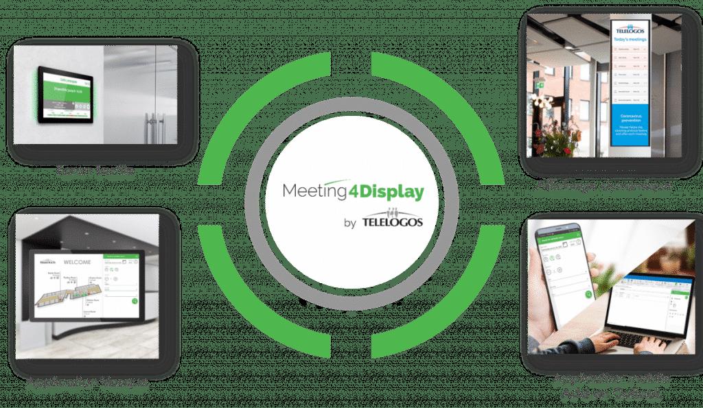 Meeting4Display - Workspace Management