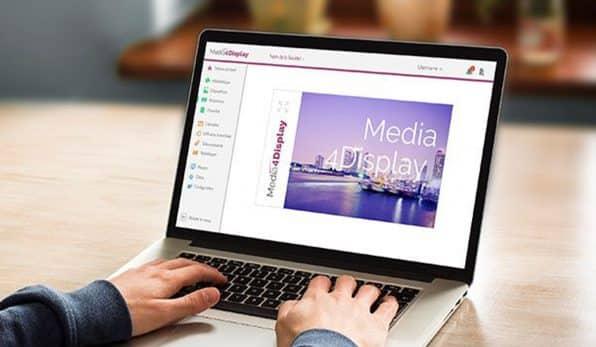 Media4Display - Nouvelle version