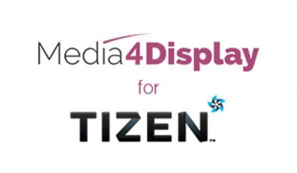 Media4Display - Tizen
