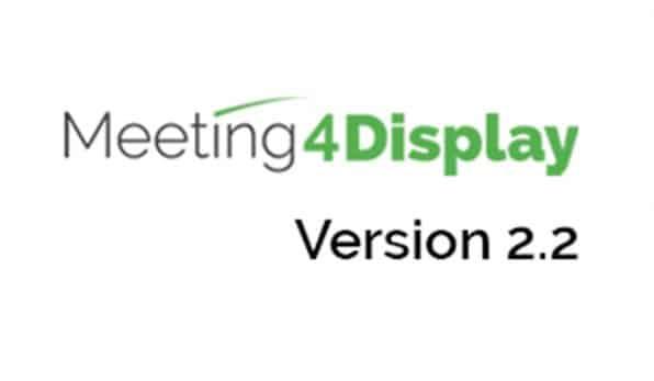 Meeting4Display v2.2