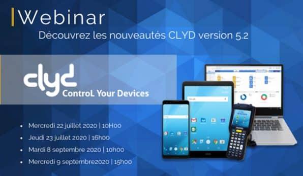 Webinar Clyd v5.2