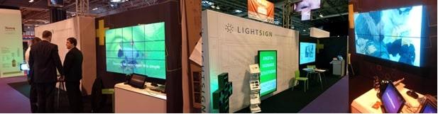 LightSign Telelogos